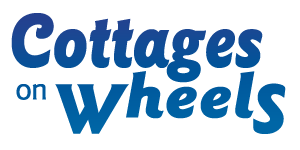 Cottages on Wheels logo